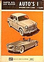Auto's I Wagens van fl 4.000,-- -fl…