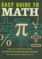 Easy Guide to Math by SparkNotes Editors