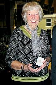 Author photo. Wilma Rittershausen