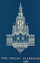 The Organ yearbook vol. 12
