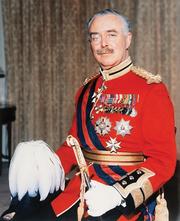 Author photo. Sir Bernard Fergusson.