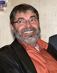 Author photo. By Luděk Kovář – ludek@kovar.biz - Own work, <a href=&quot;https://commons.wikimedia.org/w/index.php?curid=8365608&quot; rel=&quot;nofollow&quot; target=&quot;_top&quot;>https://commons.wikimedia.org/w/index.php?curid=8365608</a>