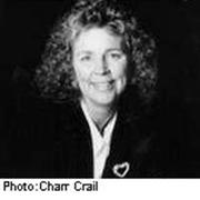 Author photo. Charr Crail