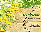 Insect Picnic by Anne Rockwell