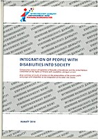 Intergration of people with disabilities…