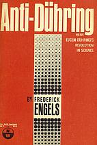 Anti-Dühring : Herr Eugen Dühring's…