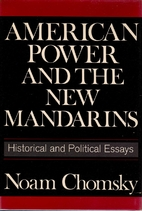 American power and the new mandarins :…