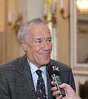 Author photo. Wikipedia photo by Joachim Bowin