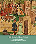 Bauman Rare Books : July 2013 - A Summer…