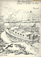 Stevie's Ferry to Hoy by Peter Maxwell…