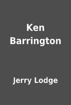 Ken Barrington by Jerry Lodge