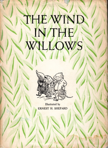 The Illustrators Of Wind In Willows