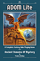 ADOM Lite : A Complete Fantasy Role Playing…