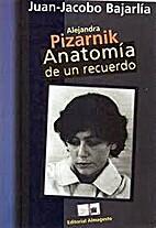 Alejandra Pizarnik: Anatomía de Un Recuerdo…