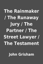 The Rainmaker / The Runaway Jury / The…