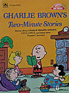 Charlie Brown's Two-Minute Stories (Golden…