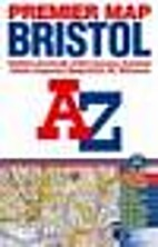 A. to Z. Premier Street Map of Bristol…