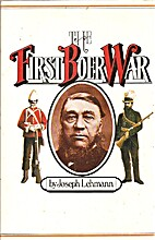The First Boer War (Echoes of War) by Joseph…