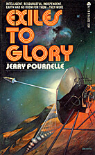 Exiles to Glory by Pournelle