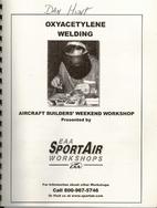 Oxyacetylene Welding, Aircraft Builders/…