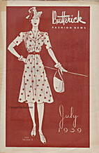Butterick Fashion News, 1939 July by The…