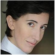 Author photo. Racheline Maltese
