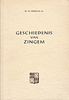 Geschiedenis van Zingem by Michiel L.…