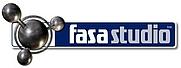 Author photo. FASA Studio Logo