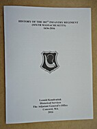 History of the 181st Infantry Regiment…