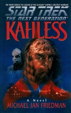Kahless by Michael Jan Friedman