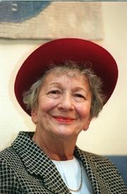 Author photo. Wislawa Szymborska
