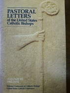 Pastoral Letters of the United States…