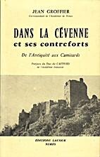 Dans la Cévenne et ses contreforts (De…