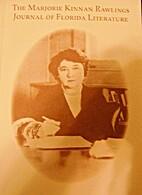 Marjorie Kinnan Rawlings Journal of Florida…