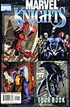 Marvel Knights Tour Book #1
