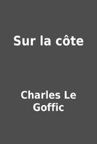 Sur la côte by Charles Le Goffic