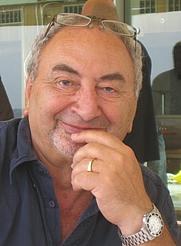 Author photo. Altan Gokalp (1942-2010)