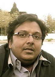 Author photo. Photograph of author of The Rozabal Line, Ashwin Sanghi. Originally from <a href=&quot;http://www.shawnhaigins.com&quot; rel=&quot;nofollow&quot; target=&quot;_top&quot;>http://www.shawnhaigins.com</a> Photographer Salim Shaikh