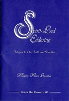 Spirit-led eldering : integral to our faith…