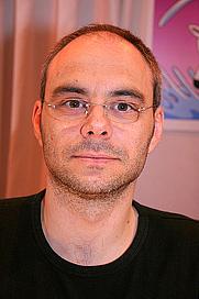 Author photo. (c) George Seguin