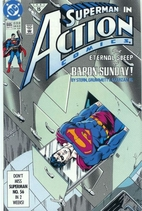 Action Comics # 665 by Roger Stern