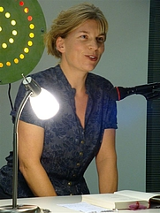 Author photo. Photo by Johannes Härle-Hofacker / Wikimedia Commons