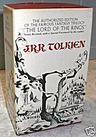 The Lord of the Rings Box Set by J.R.R.…