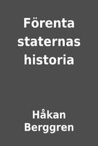 Förenta staternas historia by Håkan…