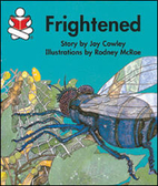 Frightened by Joy Cowley