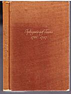 Dramen in Versen I : Iphigenie auf Tauris…