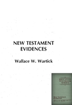 Lessons on New Testament Evidences by…