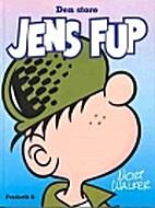 Den store Jens Fup by Mort Walker