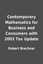 Contemporary Mathematics for Business and…