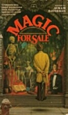 Magic for Sale by Avram Davidson
